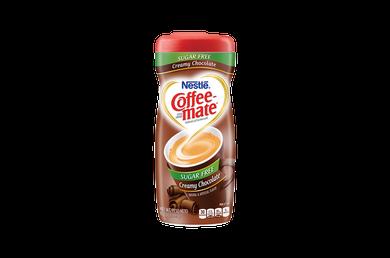 CoffeeMate Powdered Sugar Free Creamer - Creamy Chocolate