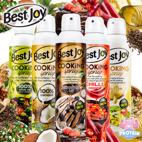 Enjoy Cooking? Enjoy...Best Joy! Low kcal Cooking and Baking has never been so easy!