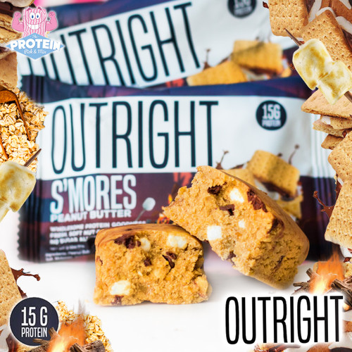Outright Bar's latest Campfire-classic flavour will definitely have you craving S'more(s)!