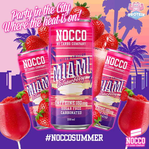 Welcome to Miami!! NOCCO's newest hits the Mix, bringing Summer with it!