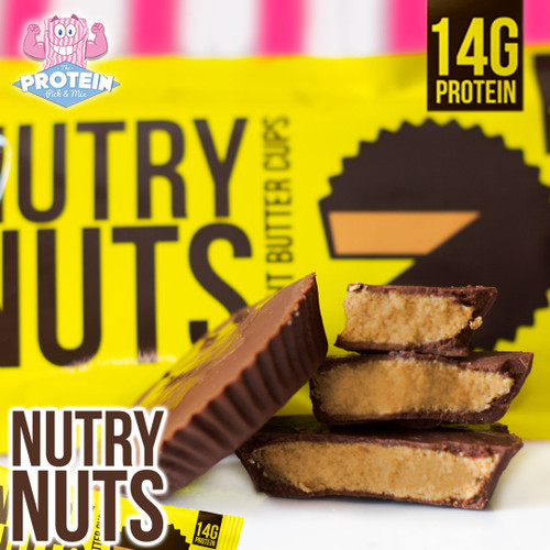 Nutry Nuts Protein PB Cups now available in the Mix!