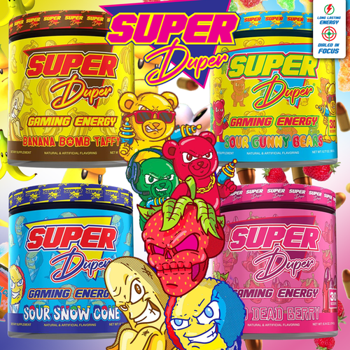 Give your gaming a SUPER DUPER boost!!
