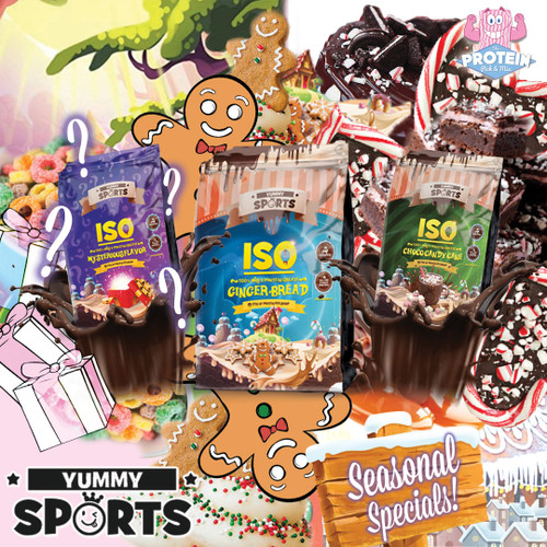 Yummy Sports *Limited Edition* Seasonal Flavours (at last!) Available!
