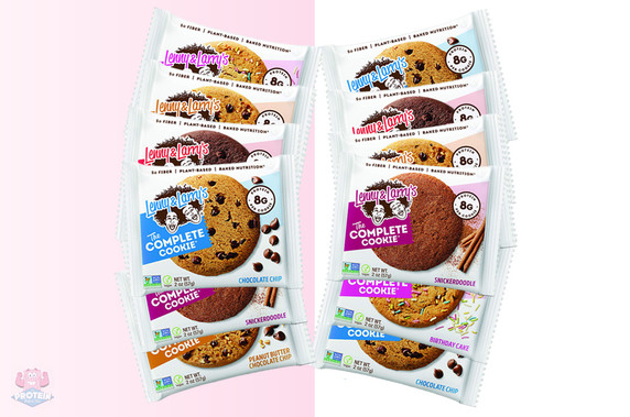 The Lenny & Larry's Mini 'Baked is Better' Cookie Bundle at The Protein Pick and Mix