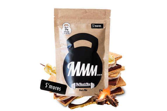 MyMuscleMug Oat Mix - S'mores