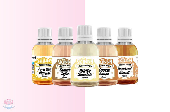 The Skinny Food Co. Flavour Drops - 50ml at The Protein Pick and Mix