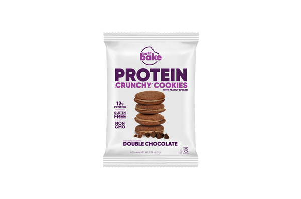Protein Sandwich Cookie Double Chocolate Flavour