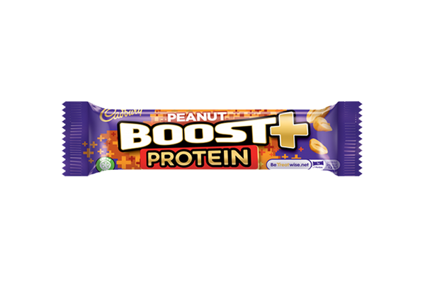 Cadburys Peanut Boost Protein Bar
