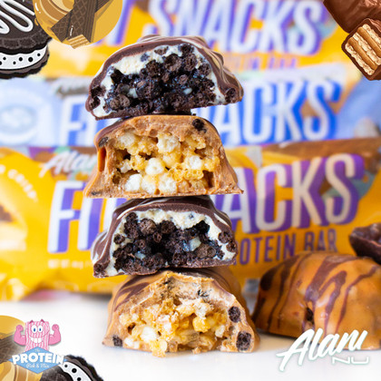 Who's got the MUNCHIES?! Best fit in some... FitSnacks!
