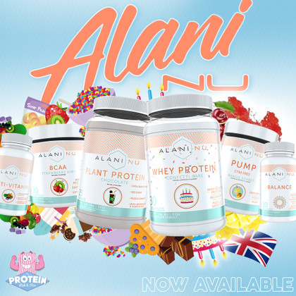 Alani YES!! Alani Nutrition now available in the UK at The Protein Pick and Mix