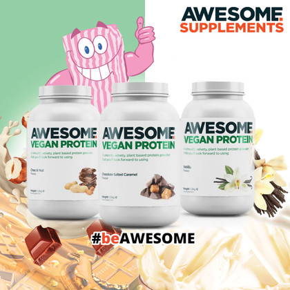 Two more AWESOME vegan protein powders land in the Mix...