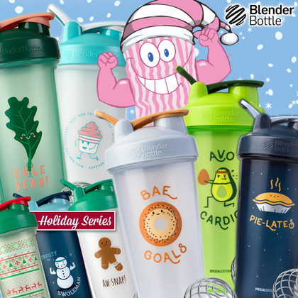 'Kale, Yeah!' BlenderBottle® back in the Mix with special edition seasonal styles!