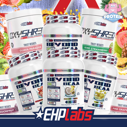 Get 'SHREDDY' for it...EHP Labs has just landed in the Mix!!