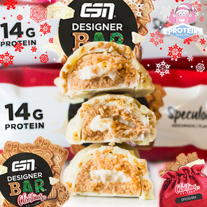 You (Biccy)Butter Believe It! ESN's Speculoos Designer Bar brings continental Christmas to the Mix!