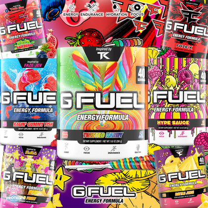 Ready for the final boss (2021)?! Play to win with G Fuel!