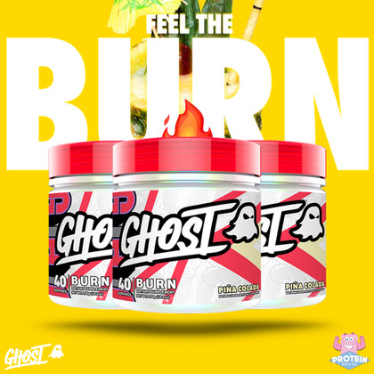 ...if you like Pina Coladas! GHOST Burn's latest flavour turns up the heat this Winter!