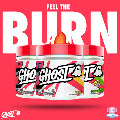 Who's ready to Feel the BURN with GHOST's fat-destroying nootropic thermogenic?!