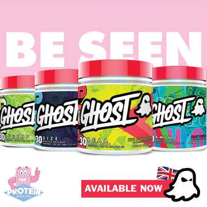 Calling all UK Legends...at last, GHOST Lifestyle has 'appeared' in the Mix!!
