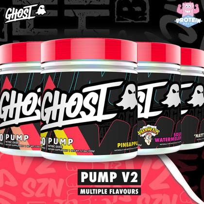 #V2SZN begins! Ghost PUMP V2 available now!