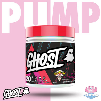 Time to get PUMPED (AF), folks! GHOST Pump has squeeeeezed its way into the Mix!