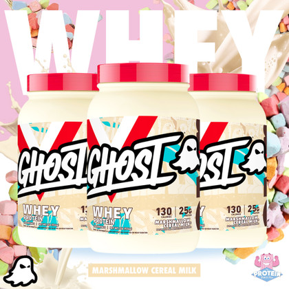 Get your hands on GHOST's... Lucky Charms!