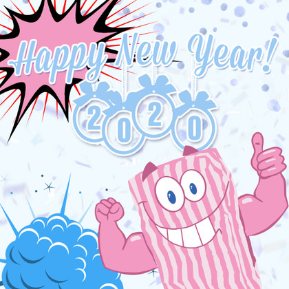 2020 is a go! Let's make this decade even more delicious than the last!