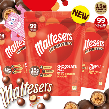 The Lighter WHEY to Enjoy (Maltesers) Chocolate!