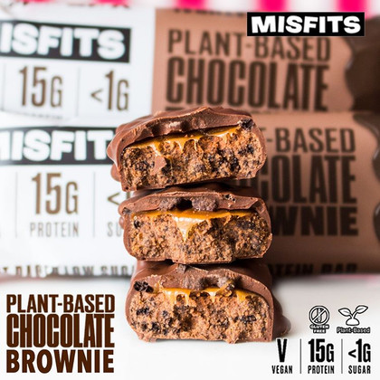 Hey, 'Misfits'! Fresh-Baked Choc Brownie flavour dessert-delight hits the Mix!