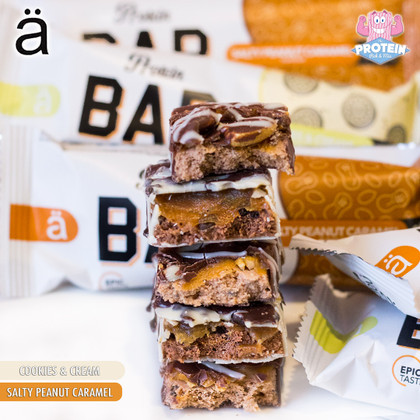 Oooh...heads-up!! 'Nano' the Ä Team make Protein Bars too!