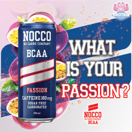Get some PASSION in your life...NOCCO-style!!