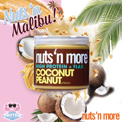 Spread the taste of summer with the Coconut Peanut Nuts 'n More!