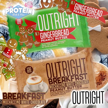 OUTRIGHT Festive new arrivals to kick-off December!