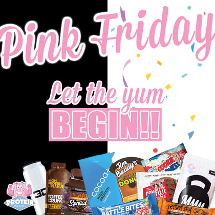 It's PINK FRIDAY in the Mix!!