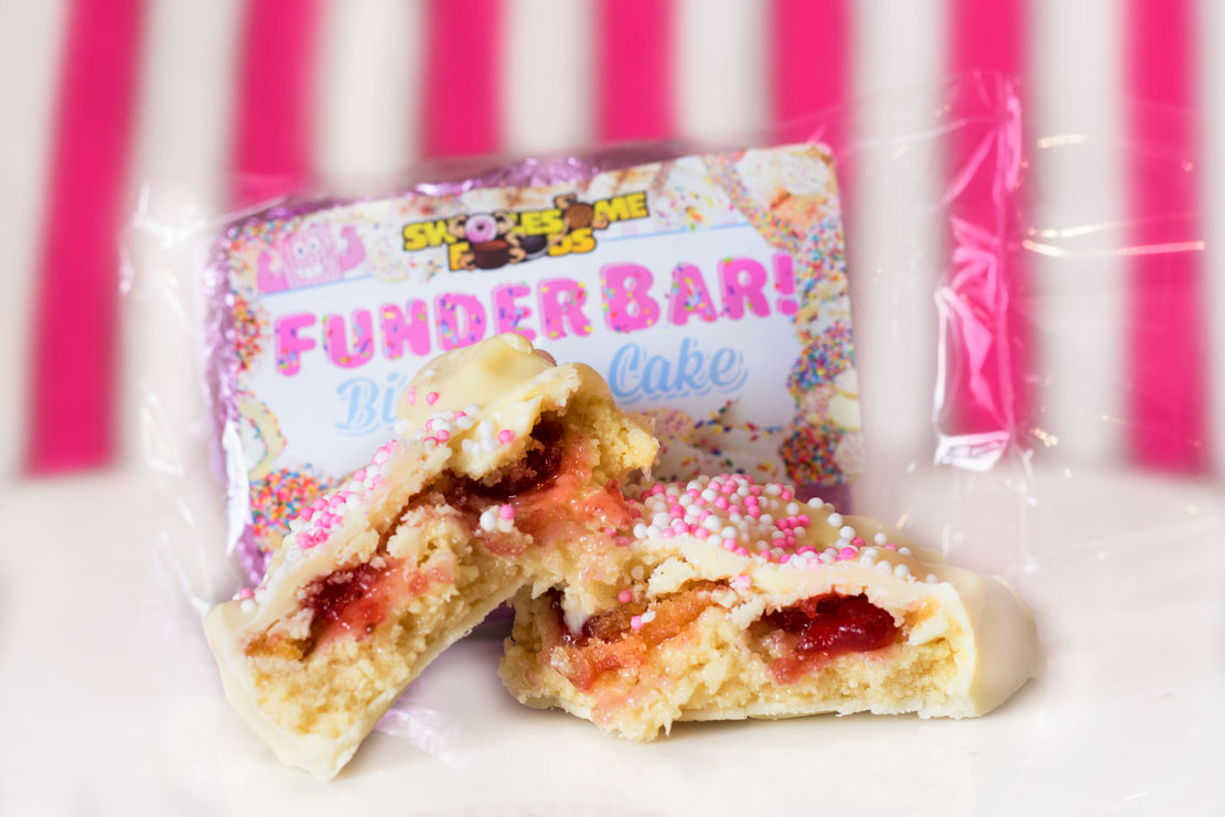 Swolesome Foods Funderbar Protein Bar