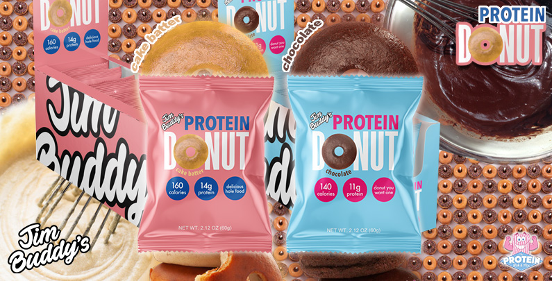 Protein Snacks, Protein Bars and Supplements - The Protein
