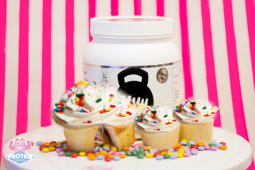 MyMuscleMug High Protein Low Carb Mug Cakes At The Pick And Mix