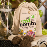 Seed Bombs and their packaging...