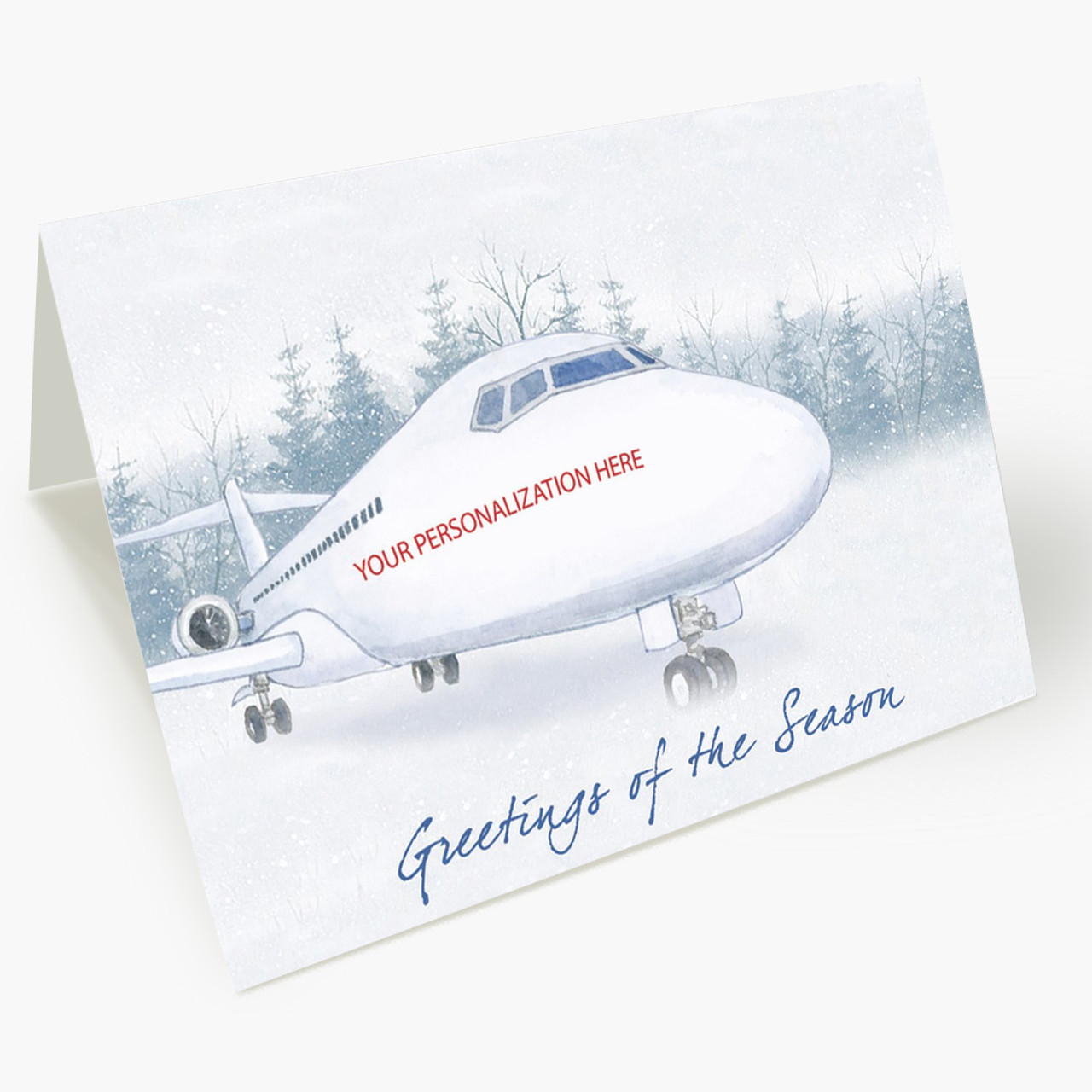 Air Time  Christmas Card