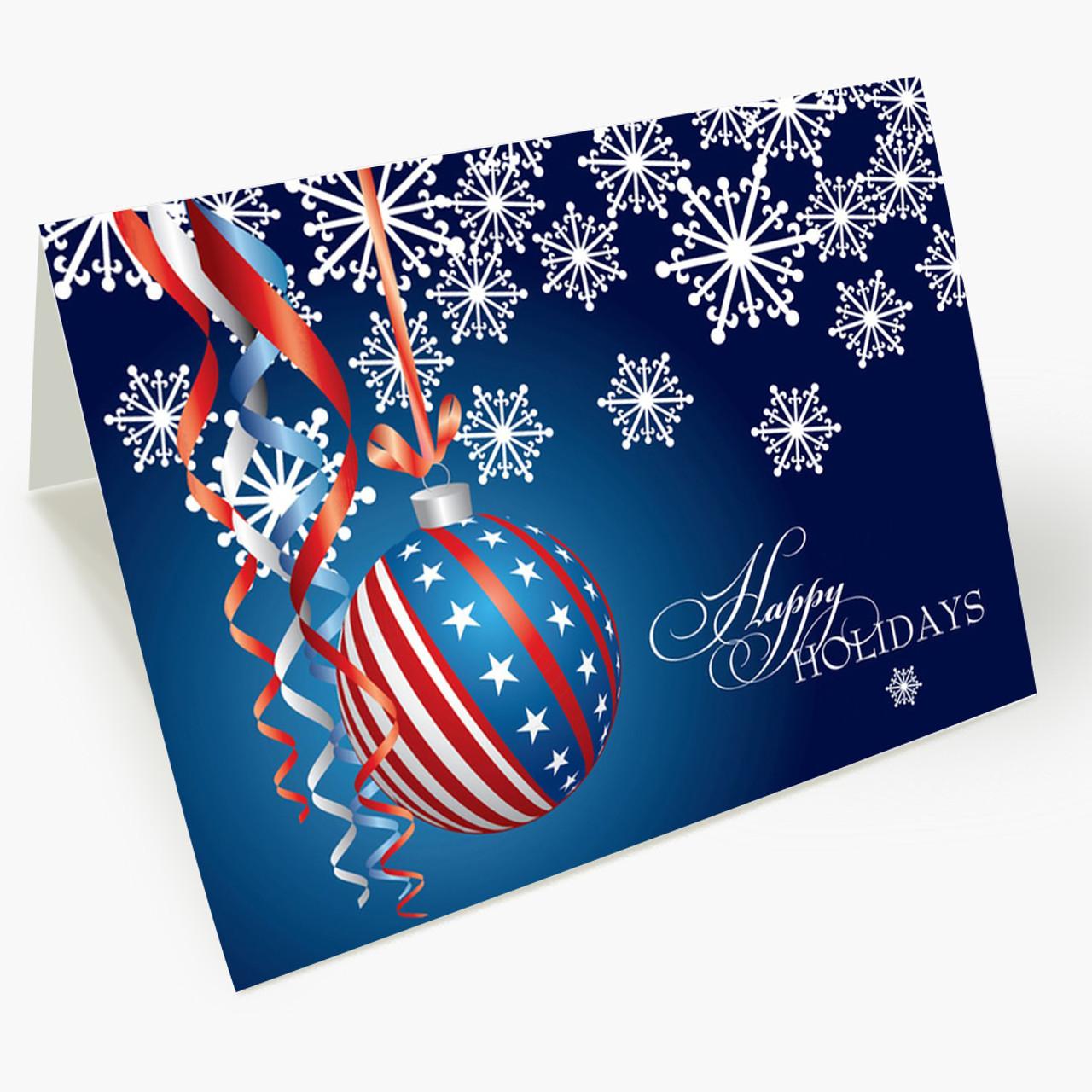 Display With Pride Christmas Card