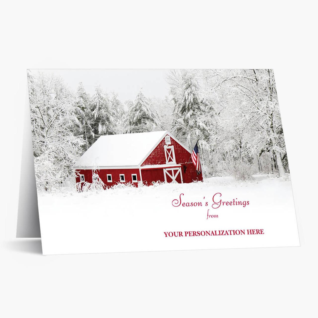 Bright Spot Christmas Card