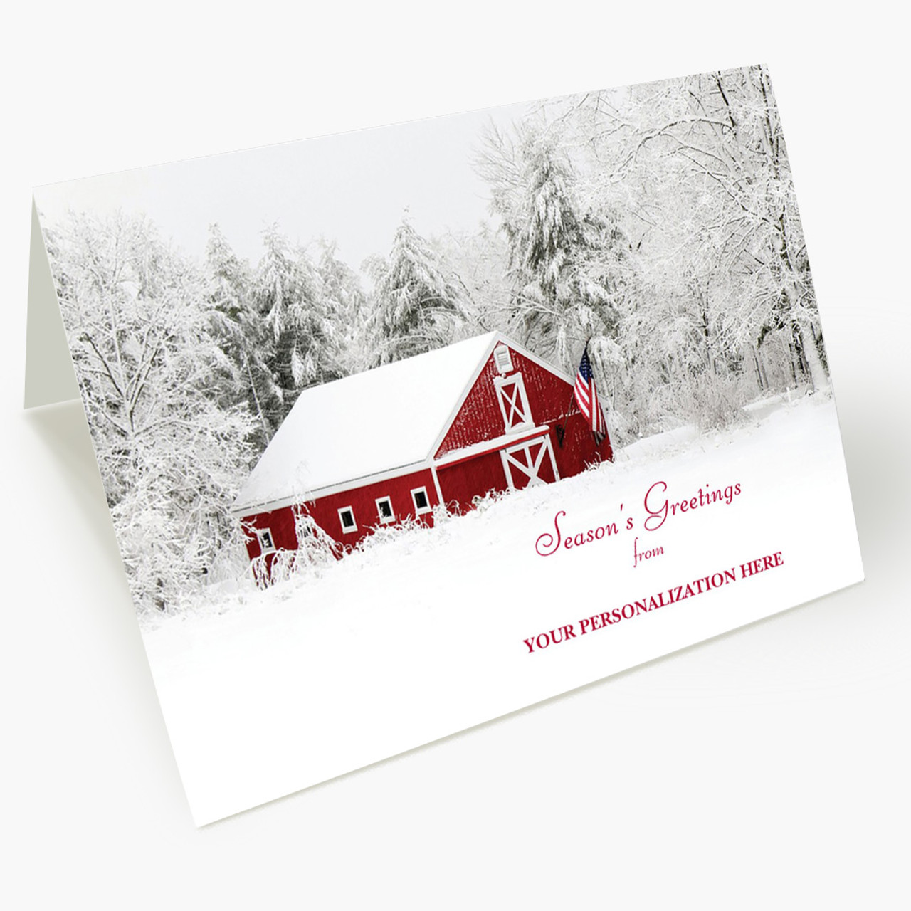 Bright Spot Christmas Card