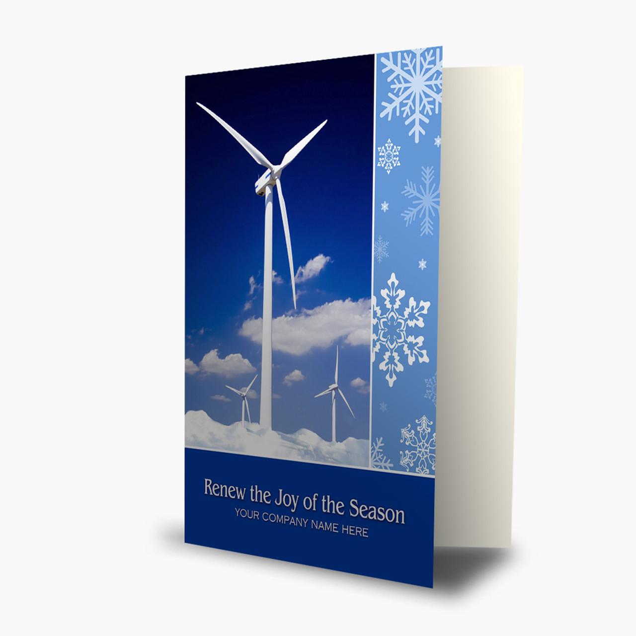 Renew The Joy Christmas Card
