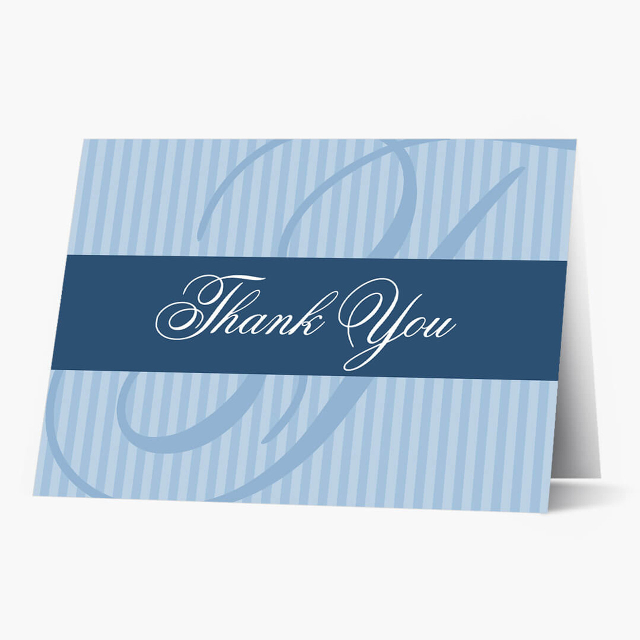 Classic Thank You Card