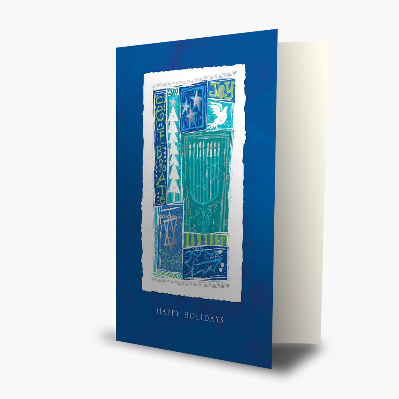 Cultures Unite Christmas Card