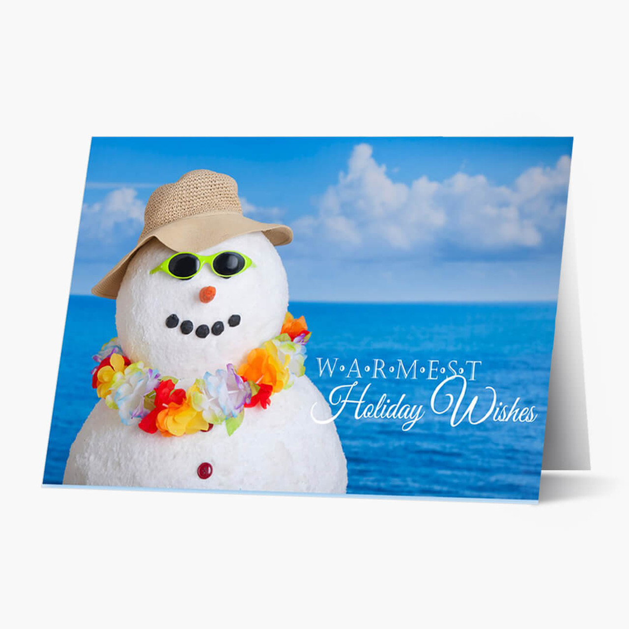 Stay Cool Christmas Card