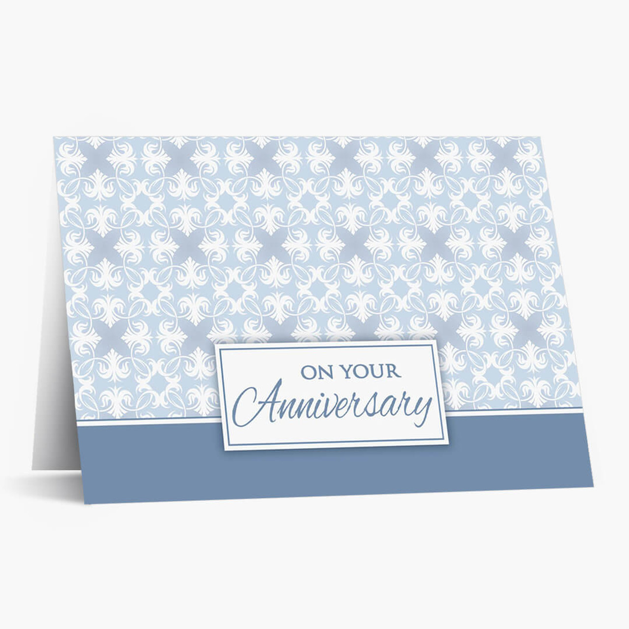 On Your Anniversary Card