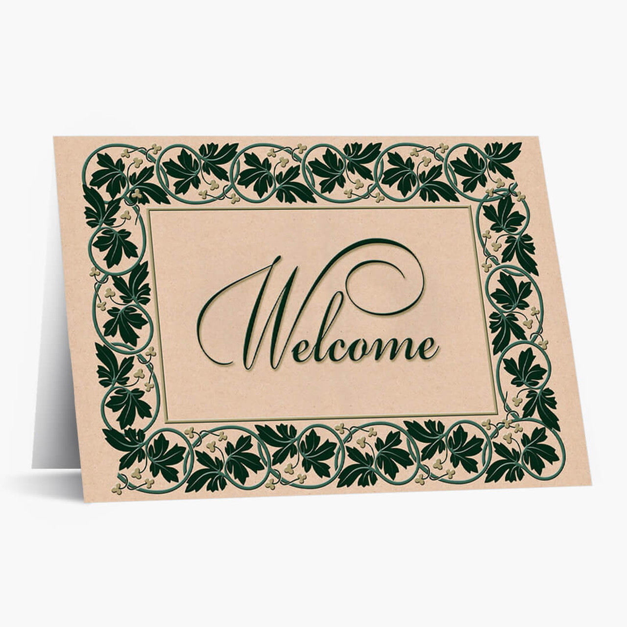 Welcome Ivy Card