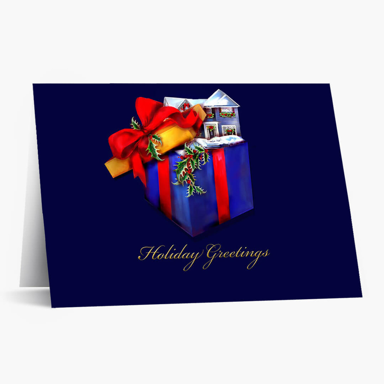 Gift Of Home Christmas Card