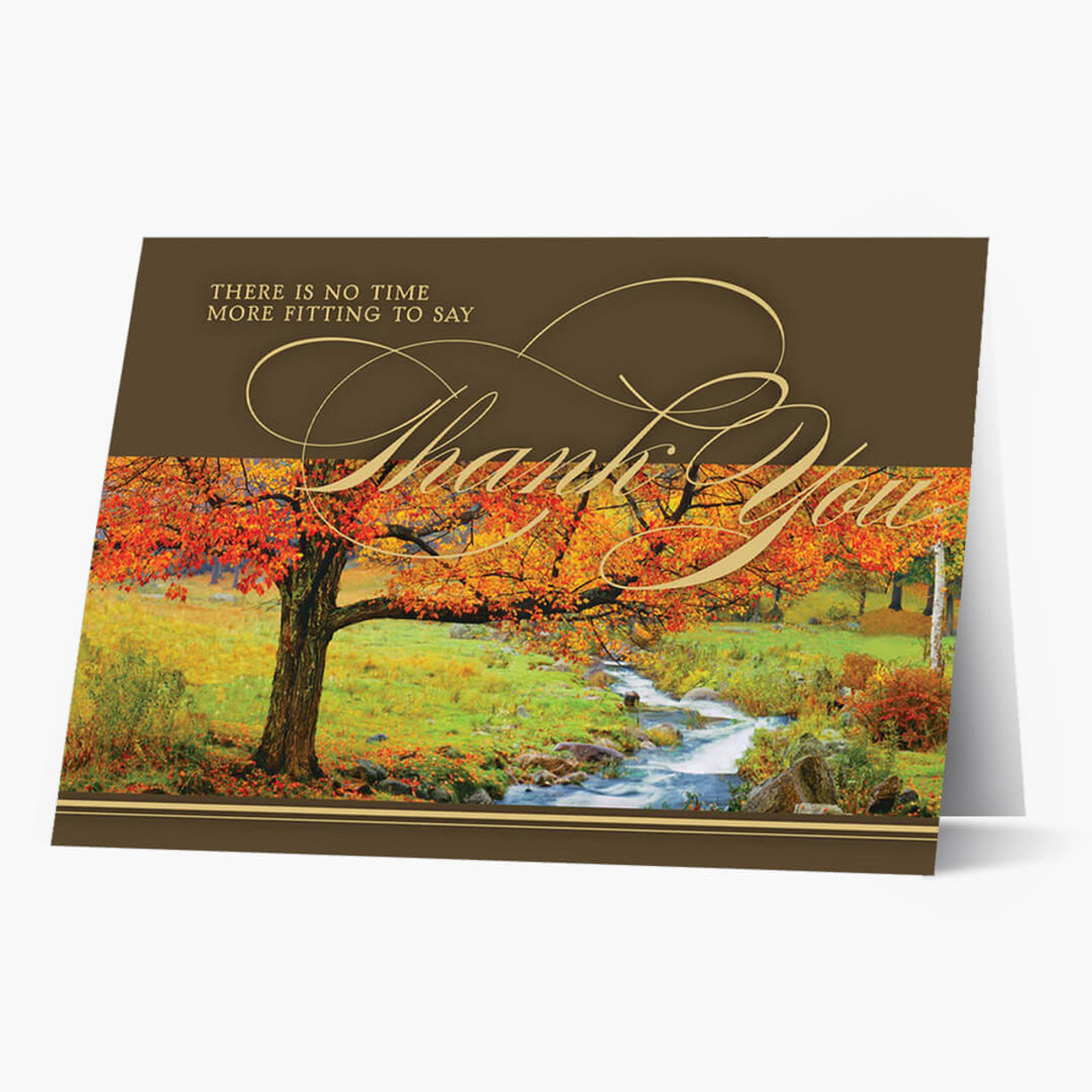 Thanksgiving Sentiment Card
