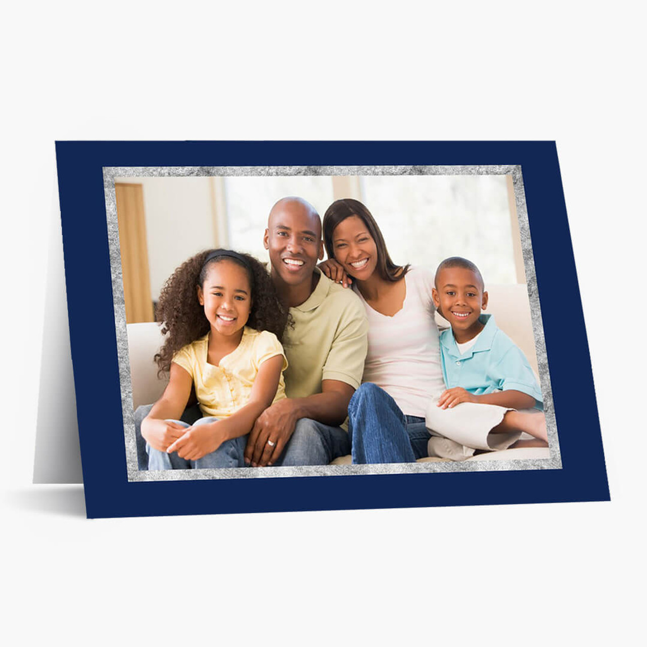 Blue Magic - Matte Finish Photo Card
